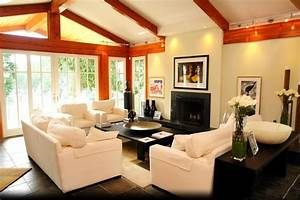 Best Paint Design For Vaulted Ceiling Rooms