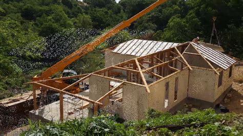 maison en bois construction maison bois en 1 mois
