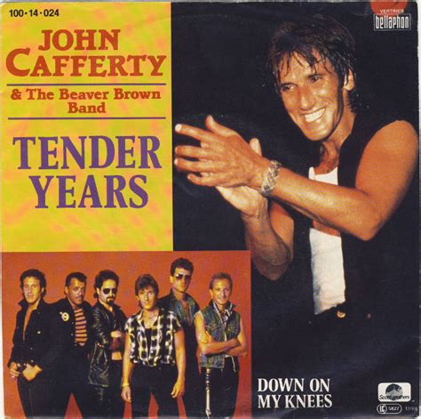 45cat cafferty and the beaver brown band tender years on my knees scotti