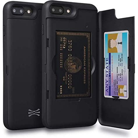 Credit card shockproof tough case for samsung galaxy s8 s9 s10 5g s10 plus. TORU CX PRO iPhone 8 Plus Wallet Case with Hidden ID Slot ...