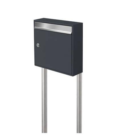 briefkasten anthrazit freistehend briefkasten freistehend anthrazit se5 g 252 nstig smartes wohnen
