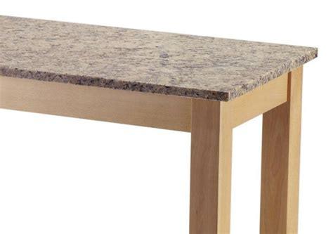 hnd grado breakfast table solid beech frame marble
