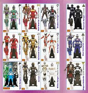 Power Rangers SUPER Megaforce Keys - Extra by ...