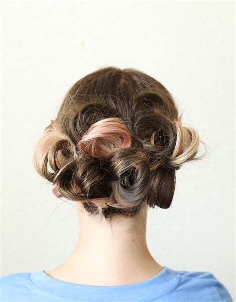 braids twists and buns 20 easy diy wedding hairstyles