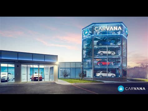 Carvana's Austin Car Vending Machine Youtube