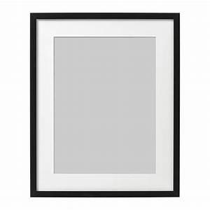 Cadre Noir Ikea : ribba cadre noir 40 x 50 cm ikea ~ Teatrodelosmanantiales.com Idées de Décoration