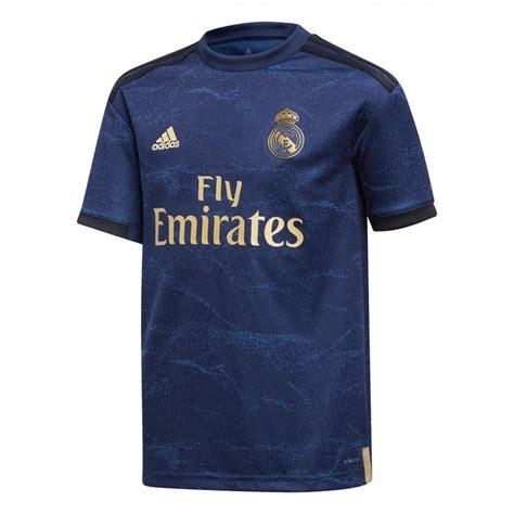 Camiseta adidas Real Madrid Segunda Equipación 2019-2020 ...