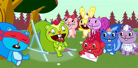 Happy Tree Friends By Nemaohtf On Deviantart