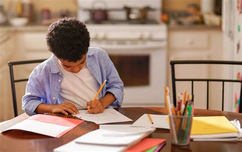How To Make Time For Homework And Home Learning Oxford