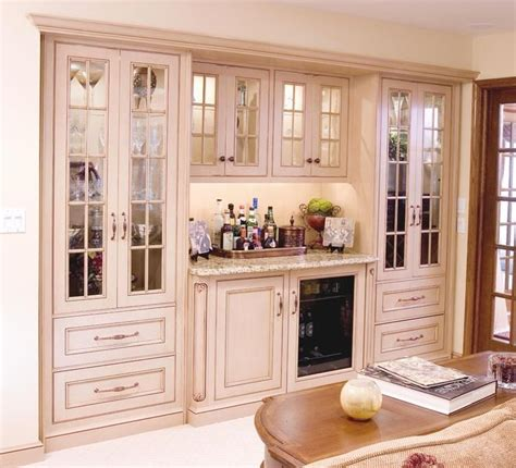 built in china cabinet built in china bar cabinet for the home pinterest