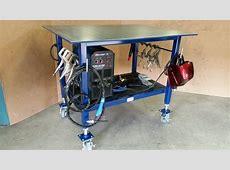 Dan's Custom Welding Tables Gibbon, MN High Quality