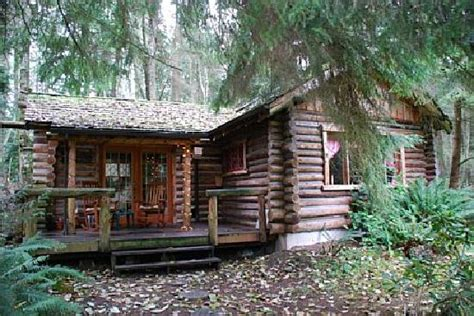 Log Cottage Guest House Log Cottages Whidbey Island Greenbank Wa