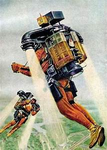 Retro Sci Fi Space Suit - Pics about space