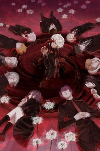 Anime Wallpaper 240x320 - 240x320 wallpaper tokyo ghoul anime all