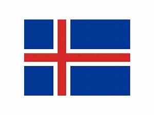 Vlajka Island O Velikosti 90 X 150 Cm Army Eshop