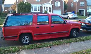 1994 Chevrolet Suburban - Pictures