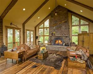 Great Rooms With Fireplaces