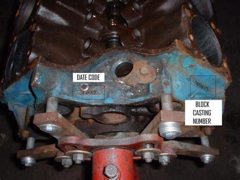 How Identify Your Pontiac Engine