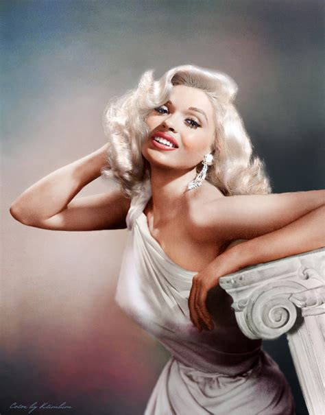 Marilyn Monroe Hd Images Jayne Mansfield Images Jayne Mansfield 1957 Hd Wallpaper And Background Photos 36385733