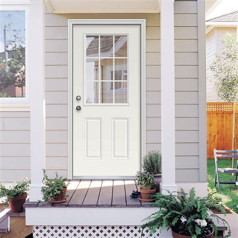 White Modern Exterior Doors ? Awesome Homes : Wooden