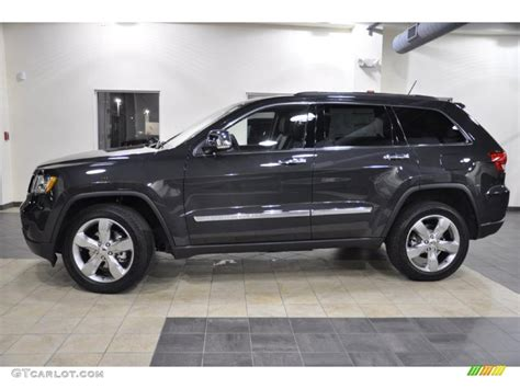 dark gray jeep grand cherokee 2011 dark charcoal pearl jeep grand cherokee limited