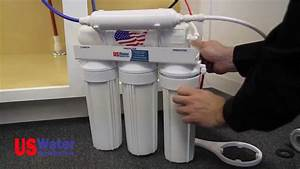 Reverse Osmosis Installation  U0026quot How To U0026quot