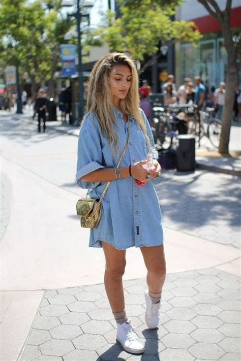21 Cool Spring Girl Outfits With Vans Sneakers - Styleoholic