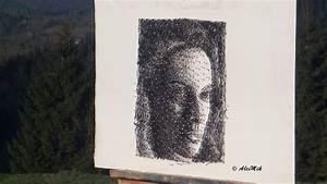 Bild Mit Nägeln Und Faden : bild nagel faden nails thread von michael kunle bei kunstnet ~ Frokenaadalensverden.com Haus und Dekorationen