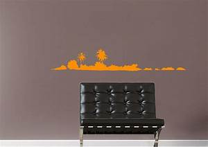 cool island seascape wall stickers adhesive wall sticker With awesome wall decal directions