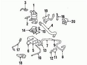 Wiring Diagram Database  2004 Chevy Impala Exhaust System