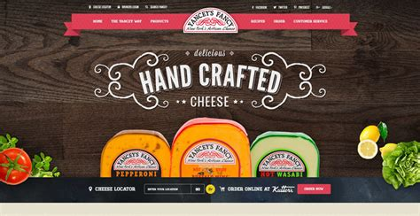 Best Homepage by 5 Best Food Website Designs What Makes Them Awesome