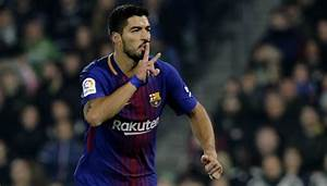 Barcelona player ratings as Luis Suarez nets a 9 and Ivan ...