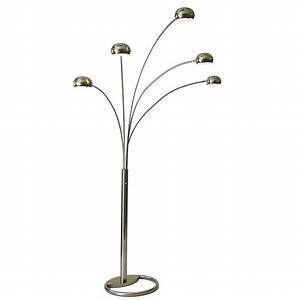 5 bulb floor lamp a sense of beauty for your space With centaur 5 light floor lamp
