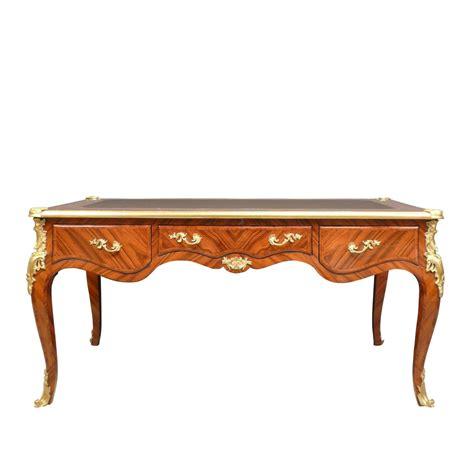 bureau à vendre desk louis xv louis xvi desk empire