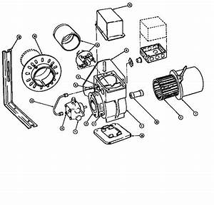 Beckett Af Oil Burner Furnace Parts