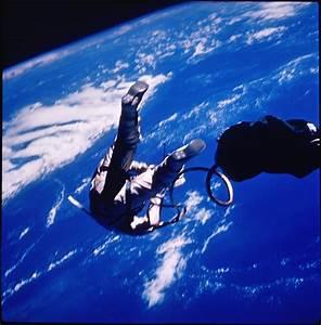 The First U.S. Spacewalk - Gemini 4  Nasa