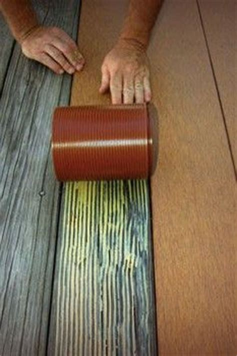 diy cover your deck boards maybe it s like a roll