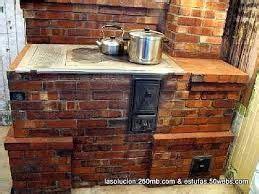 cocinas rusticas de ladrillo buscar  google