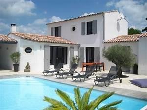 belle villa avec piscine exterieur retais sur l39ile de re With superior jardin et piscine design 8 maison hundertwasser