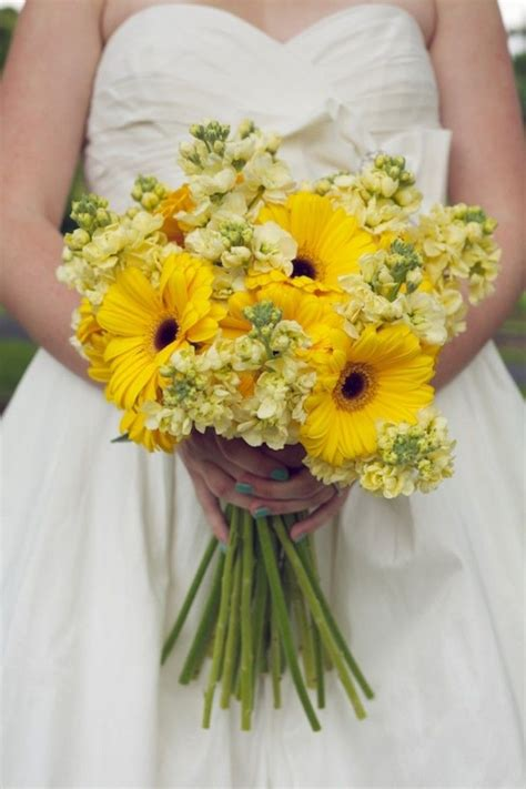 57 Best Yellow Bouquets Images On Pinterest