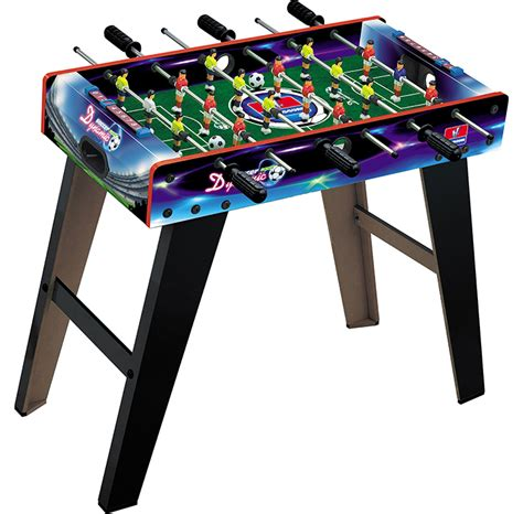 air hockey and football table indoor kids play foosball football soccer air hockey pool