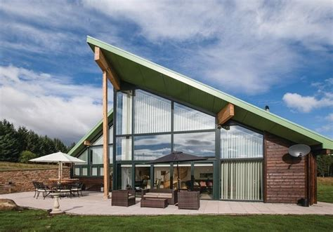 Log Cabins In Northumberland With Tubs by Straker Lodges Lodge Park In Northumberland