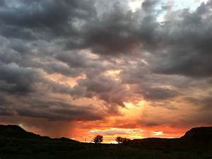 Photo of the Week: Late Summer Storm Sunset | Wild Girl ...