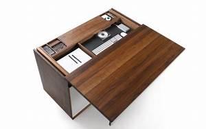 Sekretär Modern Design : sekret r schreibtisch m bel und design zum einrichten ~ Watch28wear.com Haus und Dekorationen
