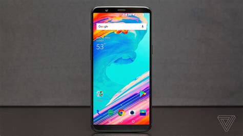 oneplus 5t review polished to a t the verge