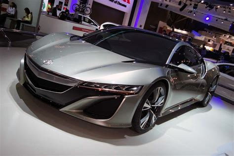 exterior design 2016 acura nsx 5775 cars performance
