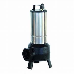 Pompe De Relevage Assainissement : pompe de relevage submersibles eaux us es ~ Melissatoandfro.com Idées de Décoration