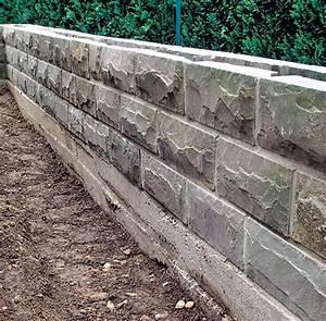 Natursteinmauer Selber Bauen : natursteinmauer ~ Michelbontemps.com Haus und Dekorationen