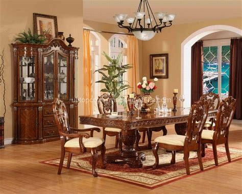 beautiful dining table and chairs sl interior design