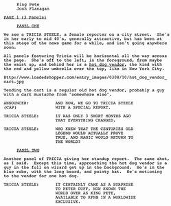script writing template images template design ideas With template for script writing